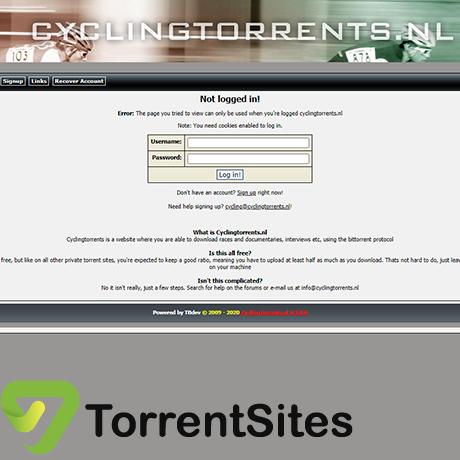 CyclingTorrents - http://cyclingtorrents.nl