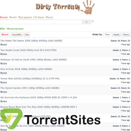 DirtyTorrents - https://dirtytorrents.com