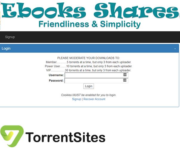 eBook Shares - ebooks-shares.orgaccount-login.php?returnto=%2F