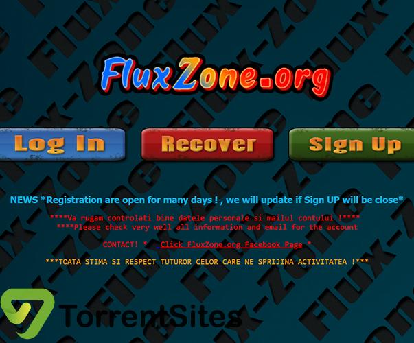 Flux-Zone - fluxzone.orglogin.php?returnto=%2F