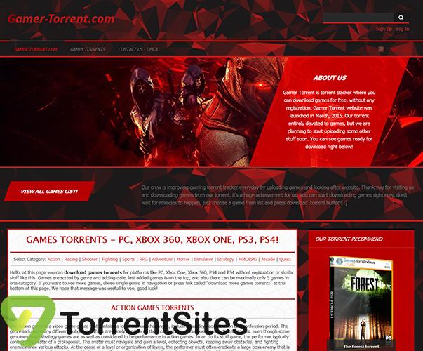 GamerTorrent - http://gamer-torrent.com