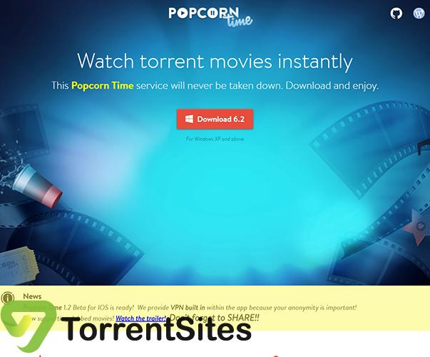 PopcornTime - https://getpopcorntime.is