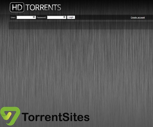 HDTorrents - https://hd-torrents.org