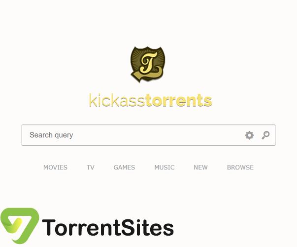 Kickasstorrents - katcr.co