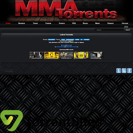 MMATorrents - http://mma-torrents.com
