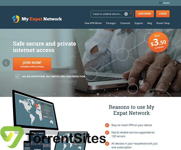 My Expat Network - my-expat-network.com
