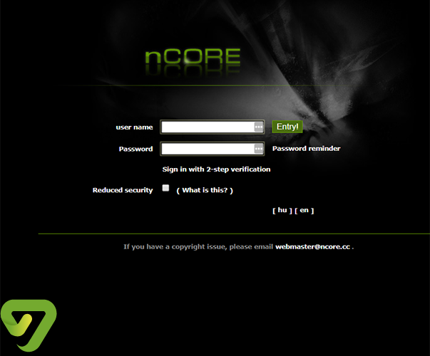 nCore - ncore.cclogin.php