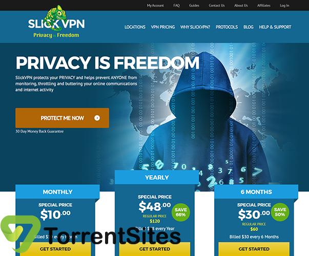 SlickVPN - slickvpn.com