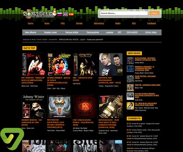 Soundpark - soundpark-club.com