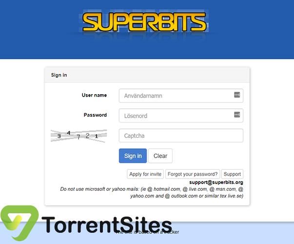 SuperBits - superbits.orglogin