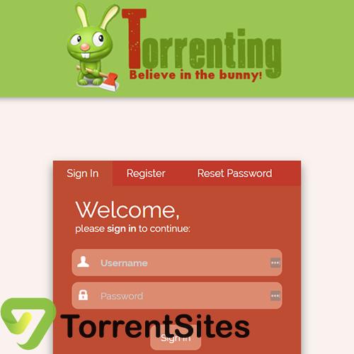 Torrenting - torrenting.comlogin.php