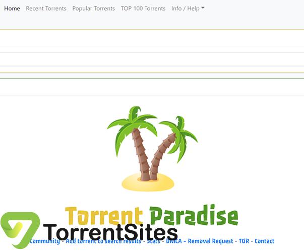 TorrentParadise - https://torrentparadise.la