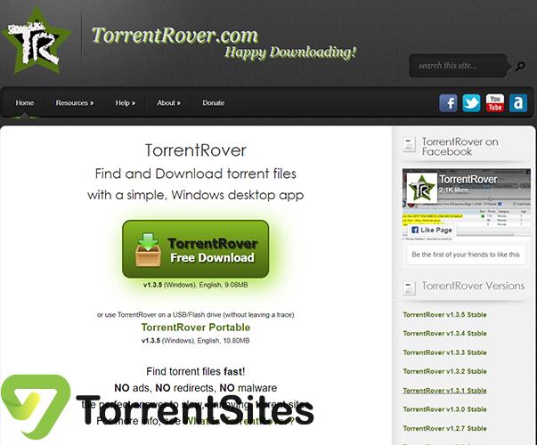 TorrentRover - torrentrover.com