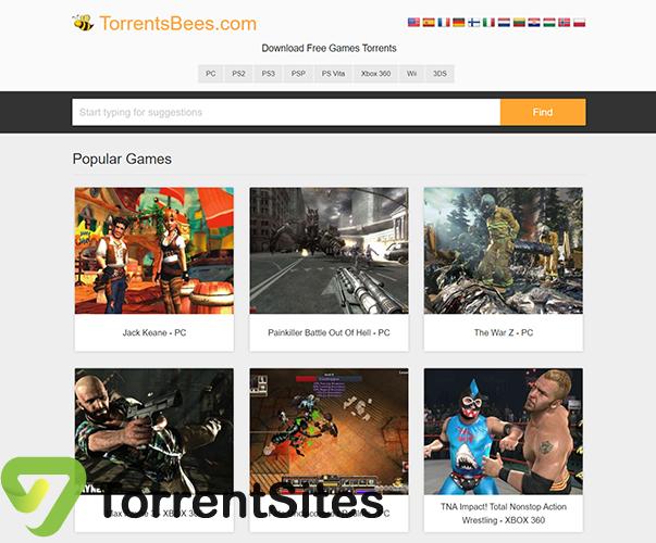 TorrentBees - torrentsbees.com