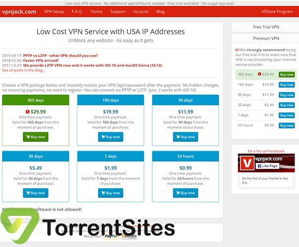 VPNJack - vpnjack.com