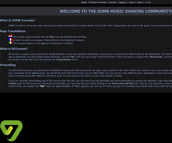 ZOMB-Torrents - zombtracker.the-zomb.com